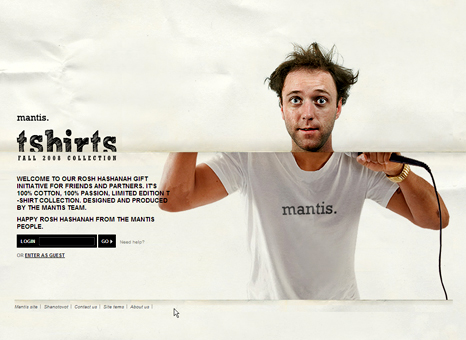 Mantis T-Shirts 1